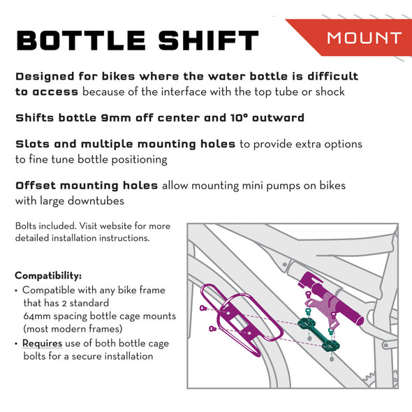 B-RAD Bottle Shift