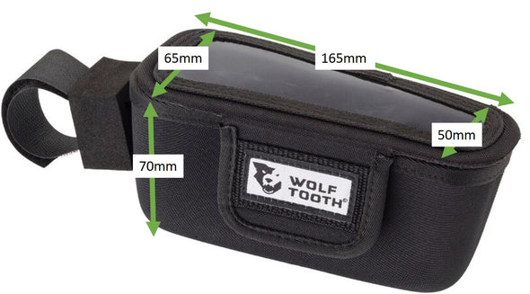 Wolf-tooth-BarBag-storage-device-left-mount dimensions