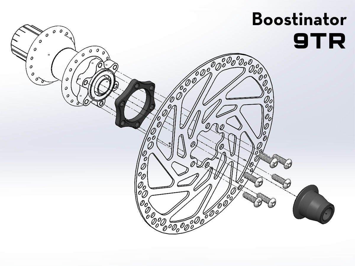 Wolf Tooth Components Boostinator Conversion Kit