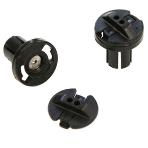 Pogie Bar Plug Set of 2