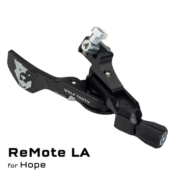 Wolf Tooth ReMote Light Action Dropper Lever for Hope