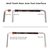 Wolf Tooth Rear Axle Tool Interface