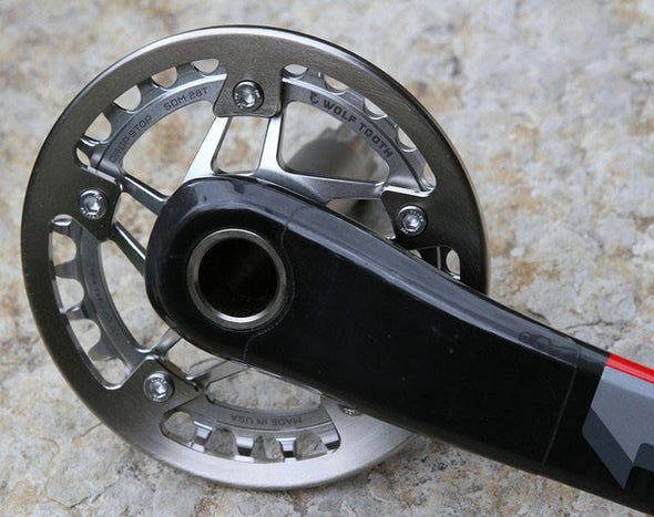 Direct Mount Bashring for Stainless Steel Chainrings