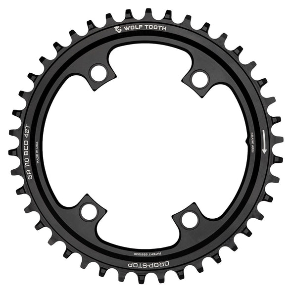 Wolf Tooth Components 110 BCD Gravel//CX Chainrings