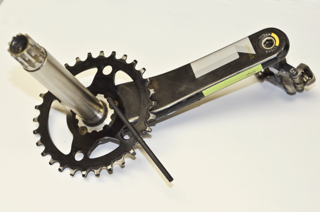 Direct Mount Chainrings For Sram Cranks Wolf Tooth