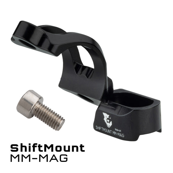 Wolf Tooth Shiftmount MM-MAG  MATCHMAKER SHIFTER TO MAGURA BRAKE