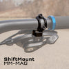 MM-MAG is for a SRAM Matchmaker shifter mounting to a Magura brake
