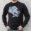 Wolf Tooth Show Your Teeth Twin Six Crewneck Sweatshirt