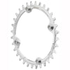 Elliptical 104 BCD 32t Stainless Steel Chainrings