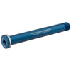 Wolf Tooth Front Road axle 1.5x100mm color blue