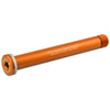 Wolf Tooth Front Road axle 1.5x100mm color orange