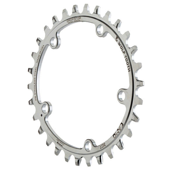 CAMO Stainless Steel Elliptical Chainring