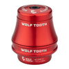 Wolf-Tooth-Headset-External-Cup-EC34 upper 25mm red