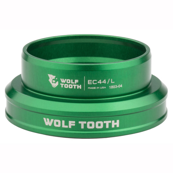 Wolf-Tooth-Headset-External-Cup-EC34 Lower green
