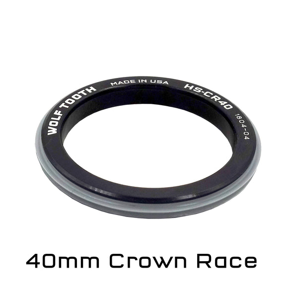 Wolf Tooth Crown race 40mm