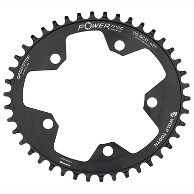 Elliptical 110 BCD Gravel / CX / Road Chainrings