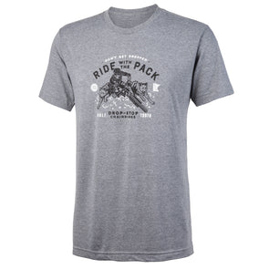 Ride with the Pack T-Shirt