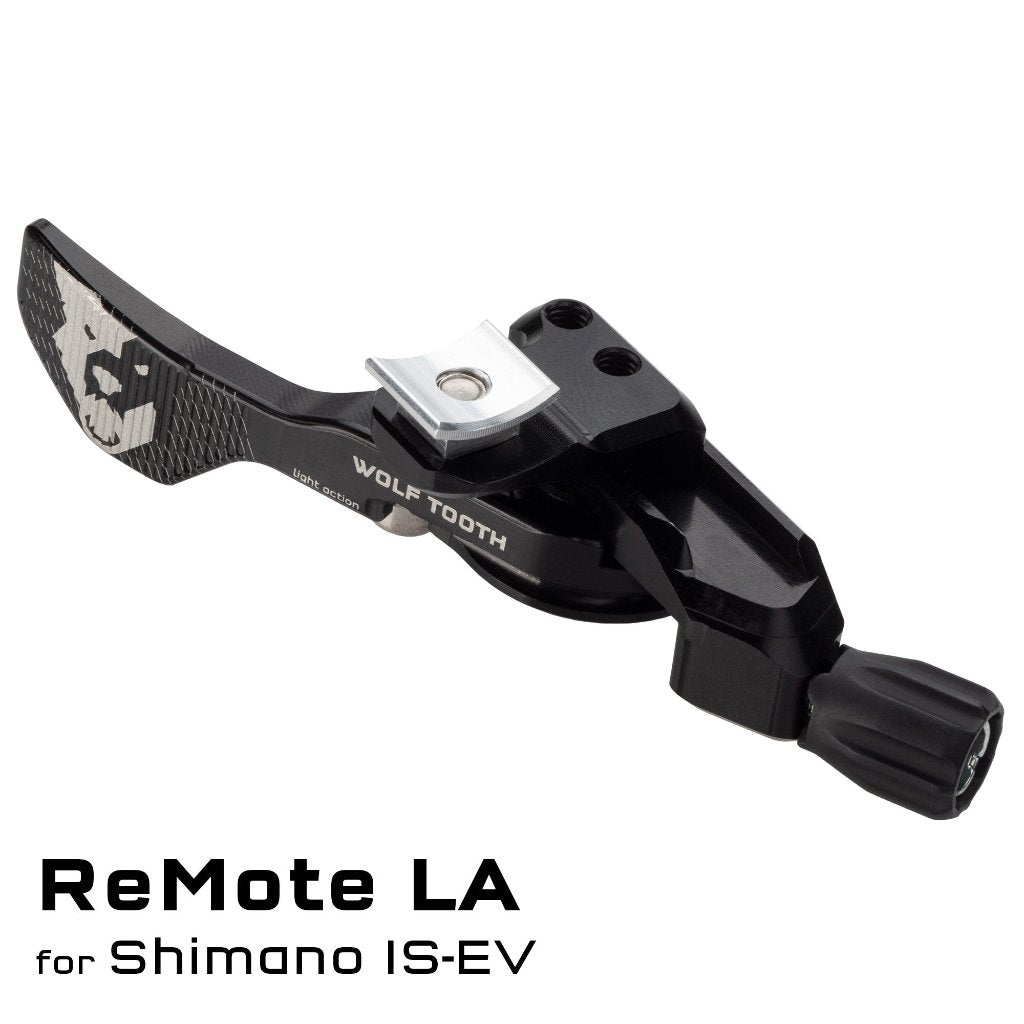 Wolf Tooth Components ReMote Light Action for Shimano I-Spec 2 Dropper Lever