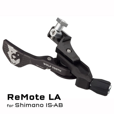 Wolf Tooth ReMote Light Action Dropper Lever for Shimano IS-AB