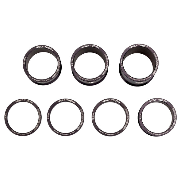 Precision Headset Spacers