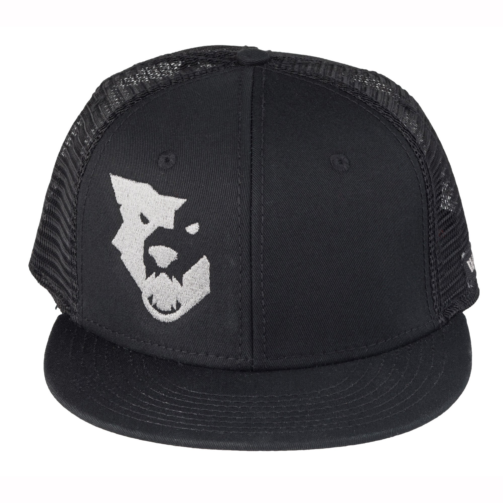 bdf4800e6e91a Wolf Tooth Logo Flat Bill Trucker Hat – Wolf Tooth Components