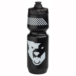 Wolf tooth water bottle black