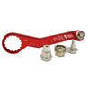 "Wolf Tooth bottom bracket wrench 1"" hex inserts"