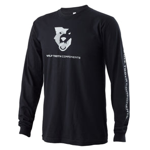 Men's Logo Long Sleeve T-Shirt