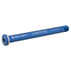 Wolf Tooth Front Road axle 1.5x125mm color blue