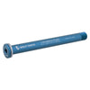 Wolf Tooth Front Road axle 1.75x122mm color blue