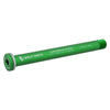Wolf Tooth Front Road axle 1.75x122mm color green