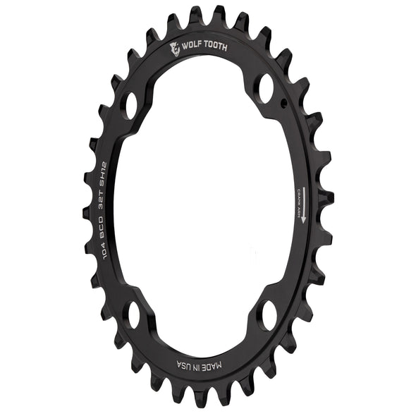 104 BCD Chainrings