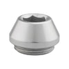 Wolf Tooth Rear Axle Cap Silver