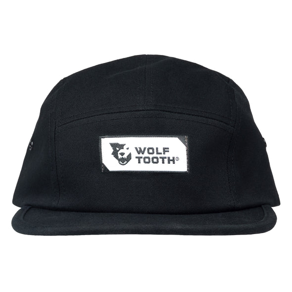 Wolf Tooth Logo 5-Panel Camper Hat