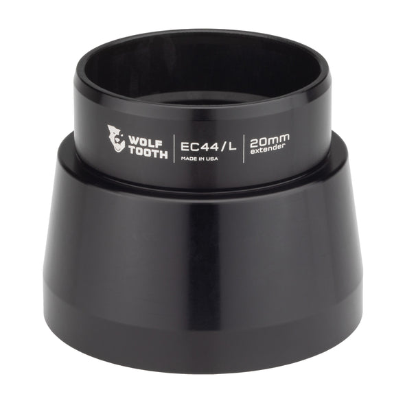 Wolf Tooth Lower Headset Cup Extender - EC - External Cup