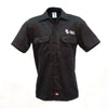 Wolf Tooth Mechanics shirt black with logo front