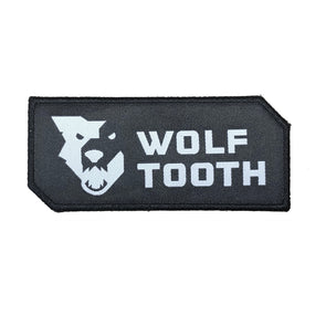 Wolf Tooth Woven Patch