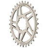 Wolf Tooth SRAM Direct Mount chainring for Shimano 12 Hyperglide+ chain, Nickel-plated