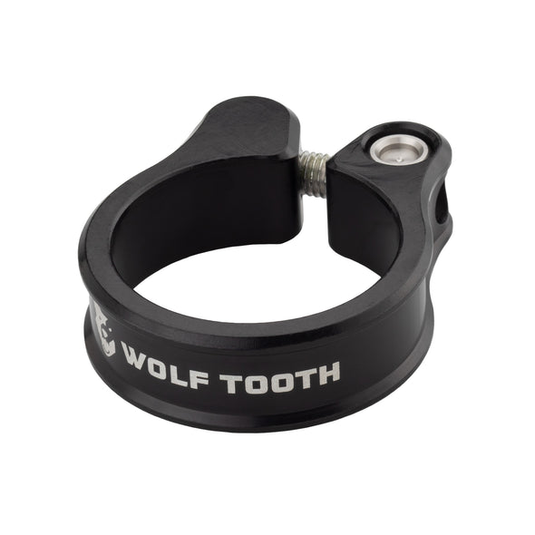Wolf Tooth Seatpost clamp, seat post collar, black