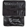 Wolf Tooth Travel Tool Wrap open pockets
