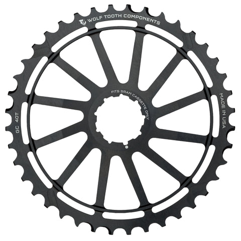 40T GC Cog for SRAM