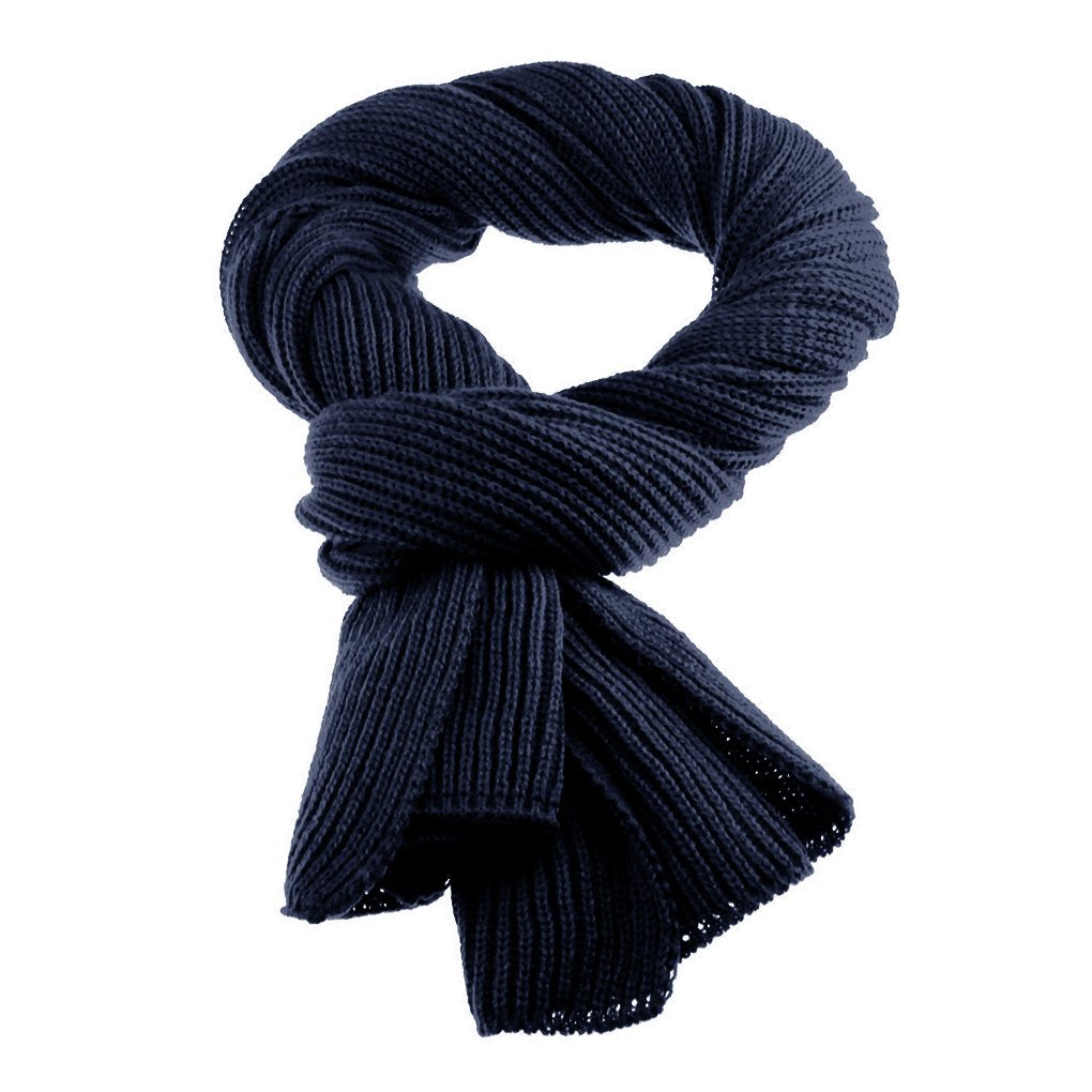 Bao Core Unisex Couple Style Fashion Winter Warm Pure Color Knitting Wool Long Scarf Wrap Infinity Scarf
