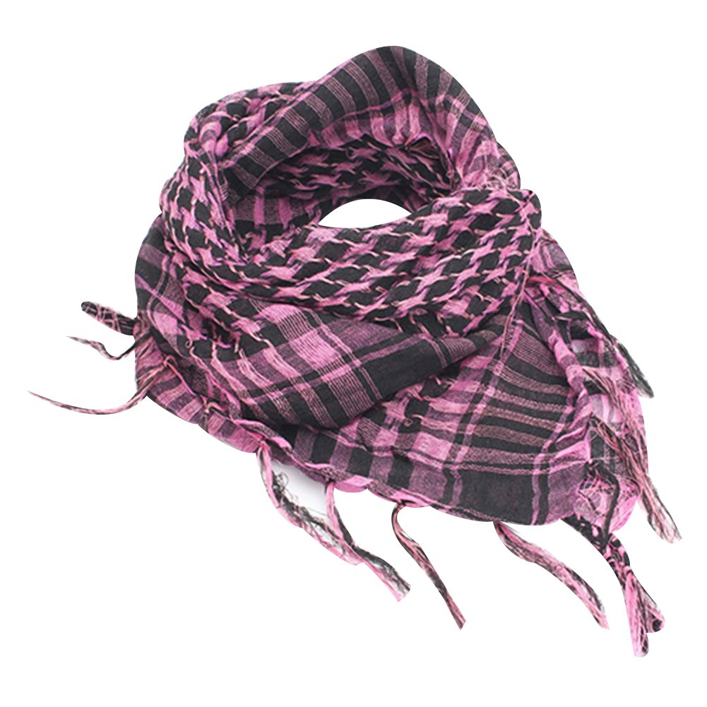 Fashion Lightweight Military Arab Tactical Desert Army Shemagh KeffIyeh Scarf