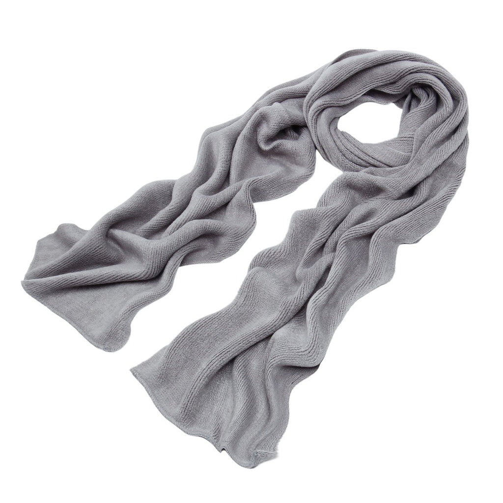 Classic Soft Unisex Solid Color Warm Winter Scarf - Diff Colors