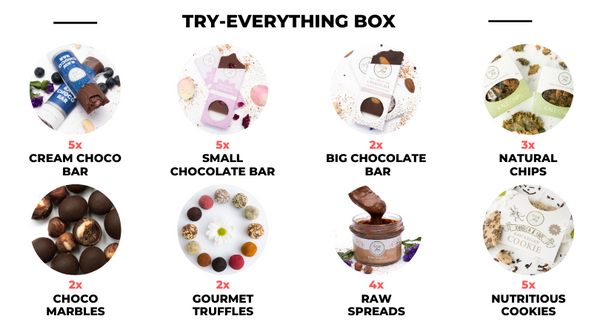 Try Everything Box