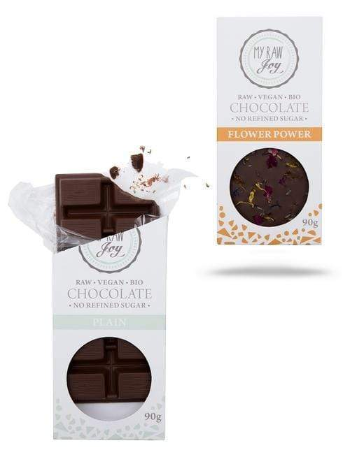 Chocolate Bliss Box Gift Boxes MyRawJoy