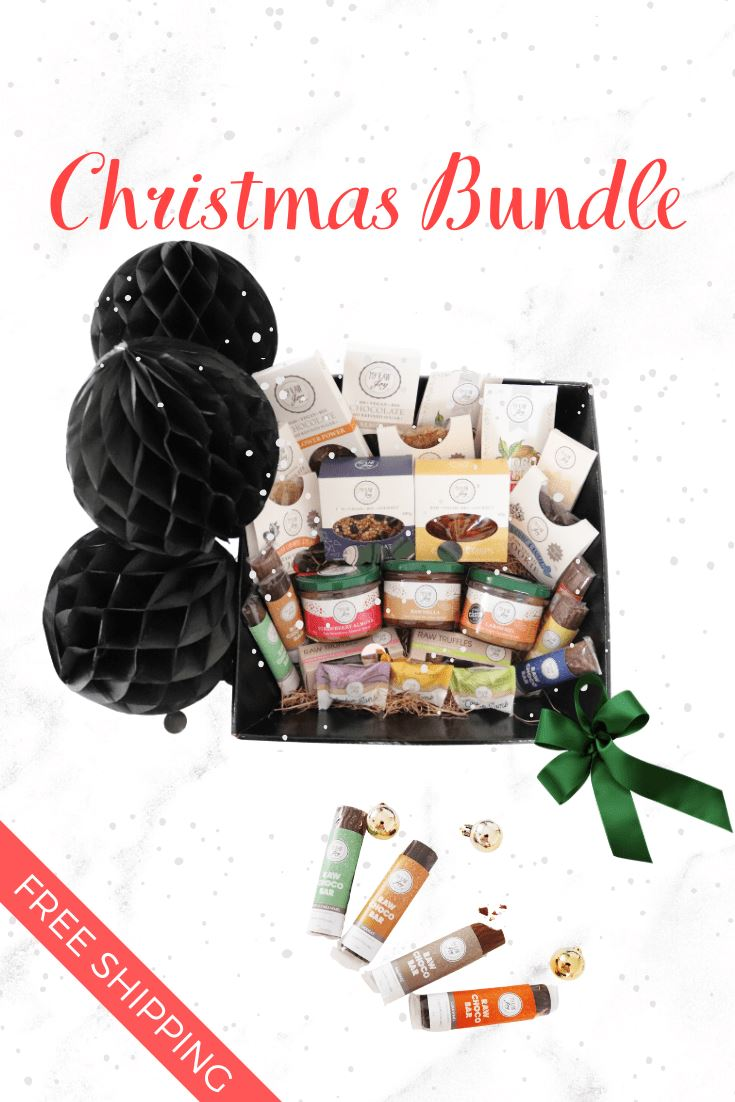 Christmas Bundle Xmas Gift Box MyRawJoy