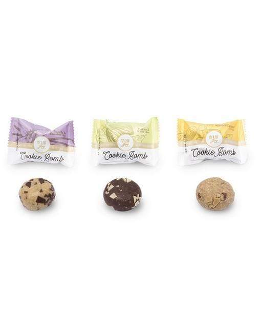 Cookie Bomb - Cacao & White Choc Nutritious Cookies MyRawJoy