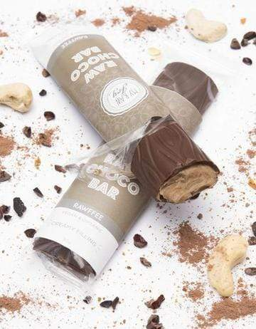 Cream Choco Bar - FLAVOUR MIX BUNDLE Cream Bars MyRawJoy