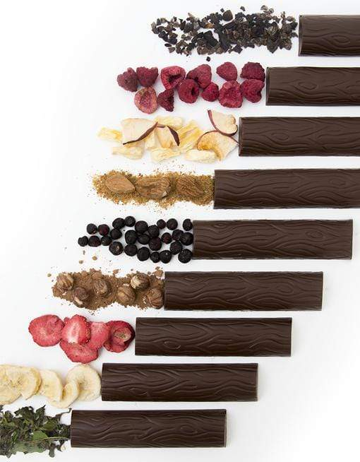 Cream Choco Bar - Fruits & Caramel Cream Cream Bars MyRawJoy